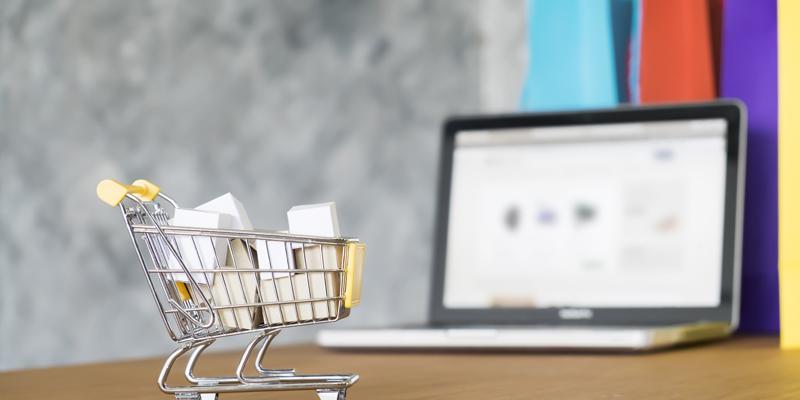 E - commerce website developmment