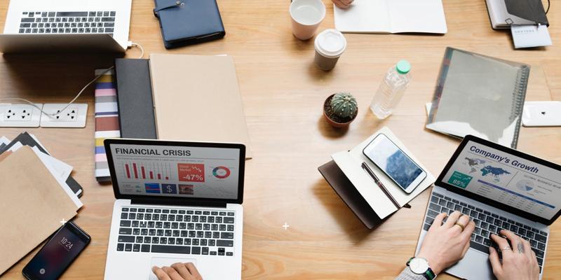 Planning digital marketing services