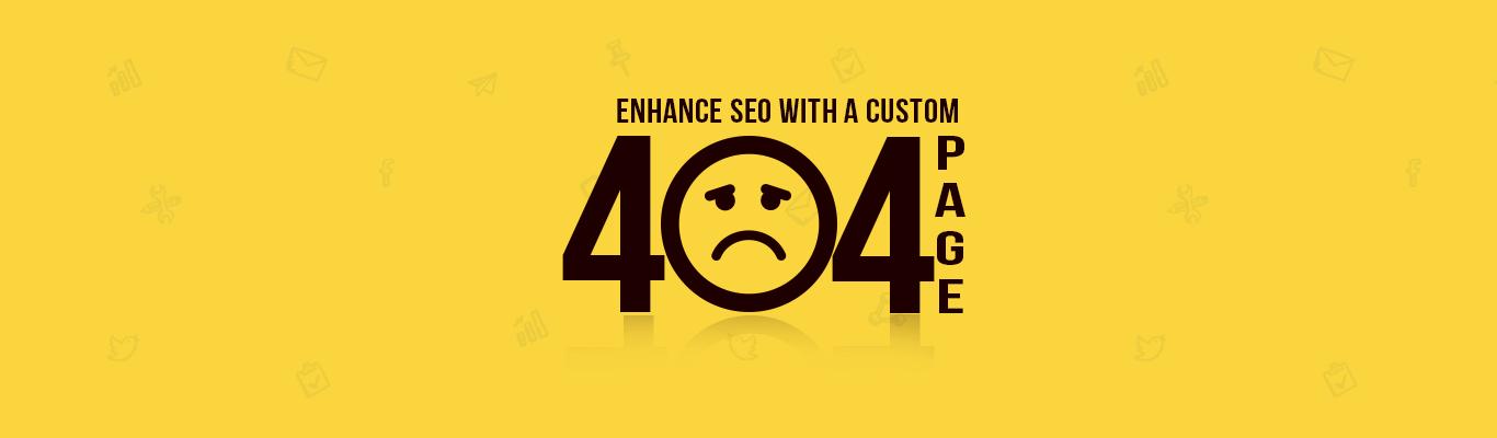 Enhance SEO with a Custom 404 Page