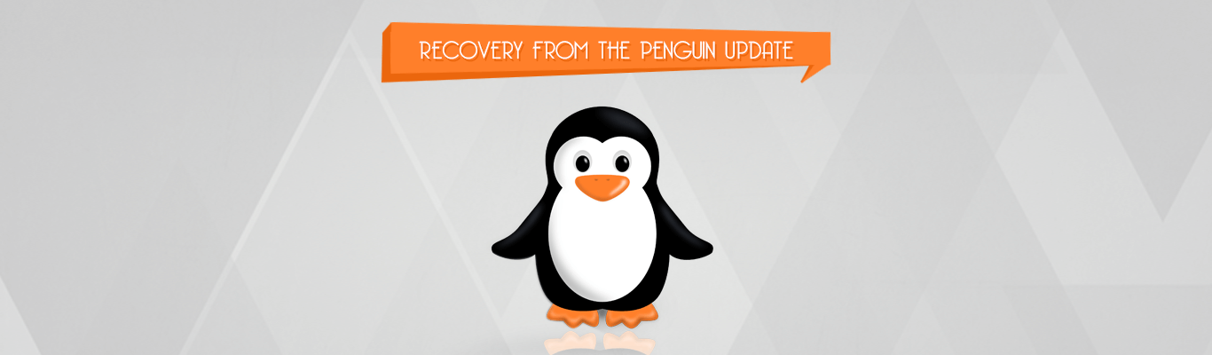 why your website did not recover from the Penguin update