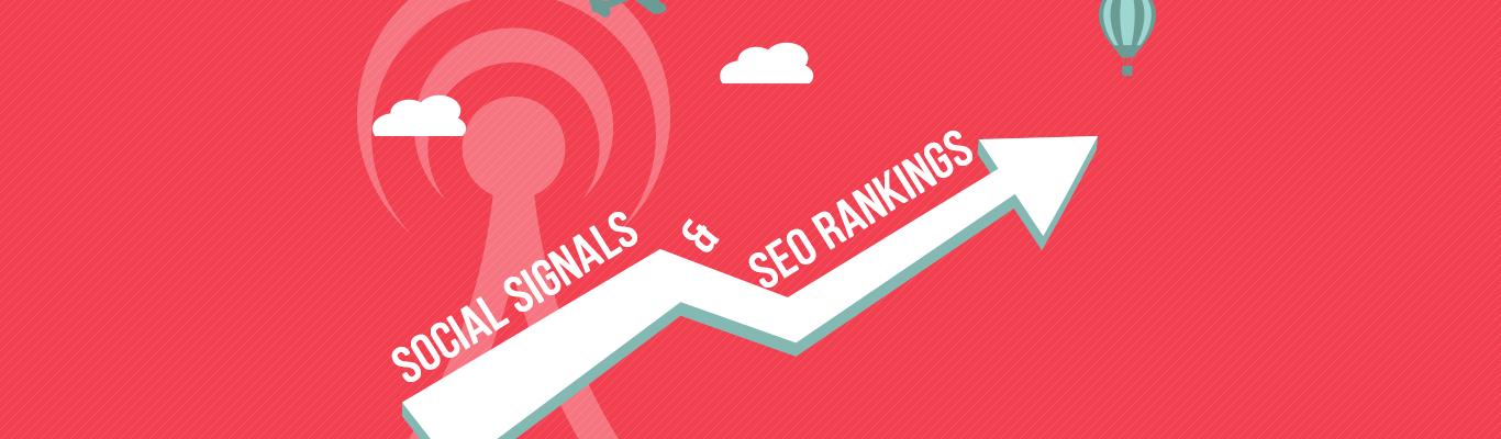 Social Signals and SEO Rankings