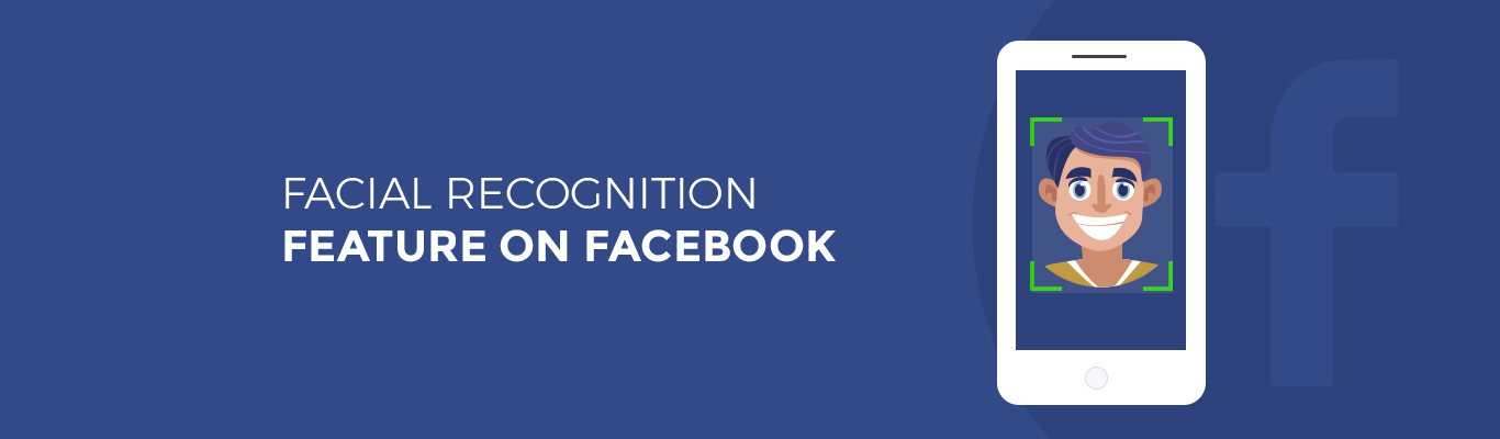 Facial recognition feature on Facebook
