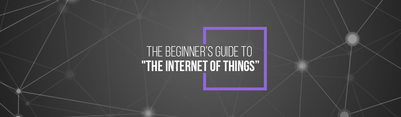 The Beginners Guide to The Internet of Things