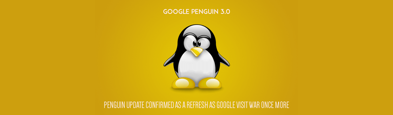 Penguin Update Confirmed As A Refresh As Google visit War once more