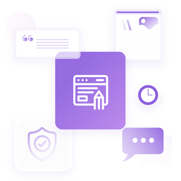 Content Writing Services in Hyderabad India - PurpleSyntax