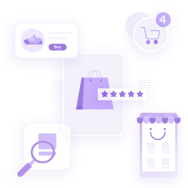 eCommerce Development Company in Hyderabad India - PurpleSyntax