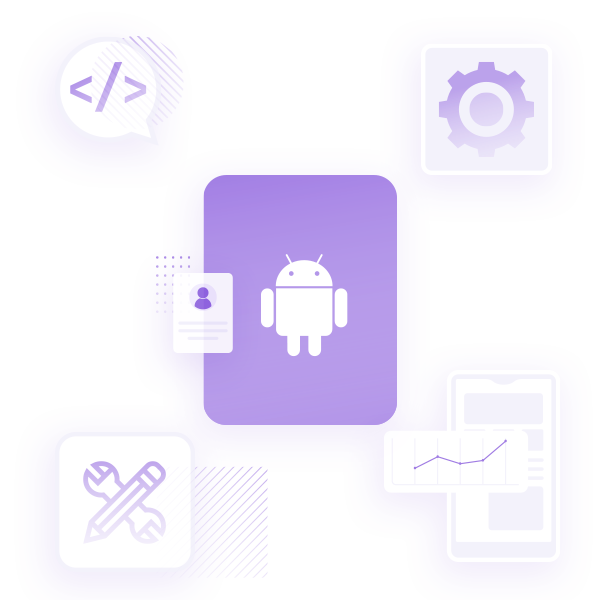 Android App Development Services in Hyderabad India - PurpleSyntax